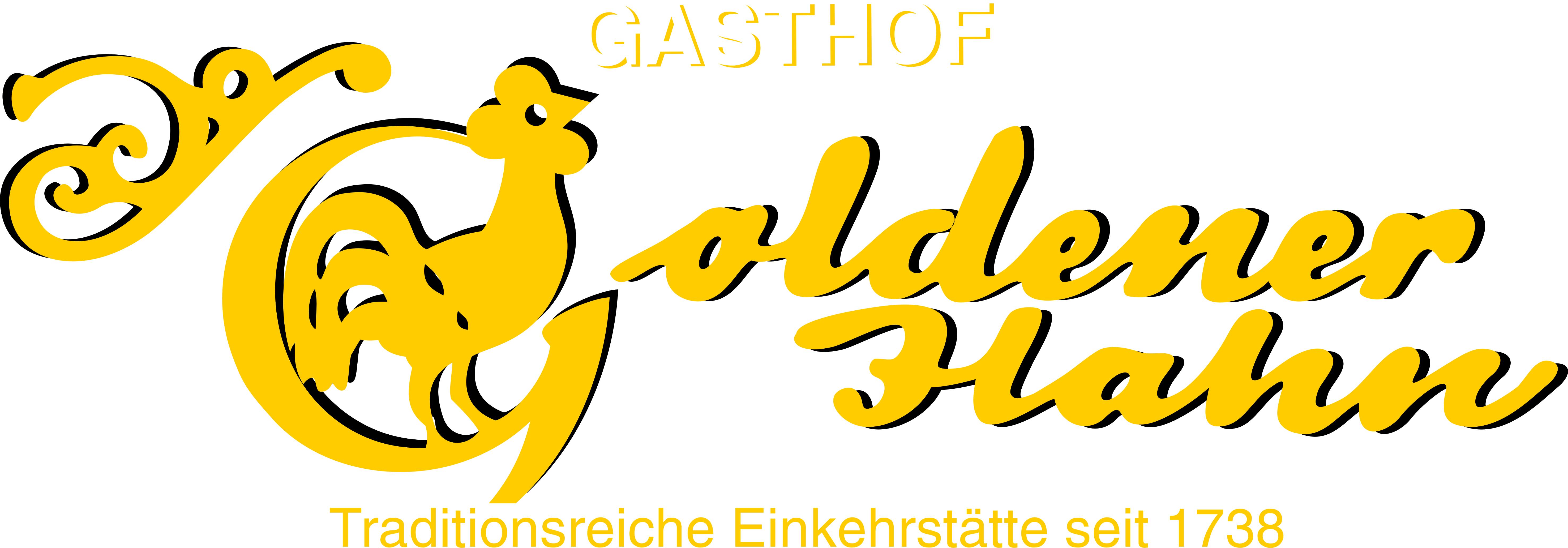 Goldener Hahn Chemnitz